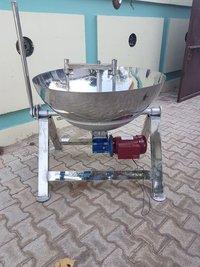 mawa/khoya making machine