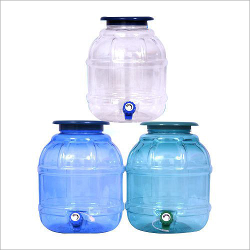8 L PET Water Dispenser Jar