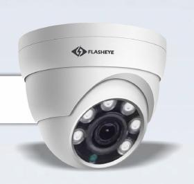 2.0 MP HD IR Dome Camera