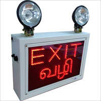 Exit ( English & Tamil )
