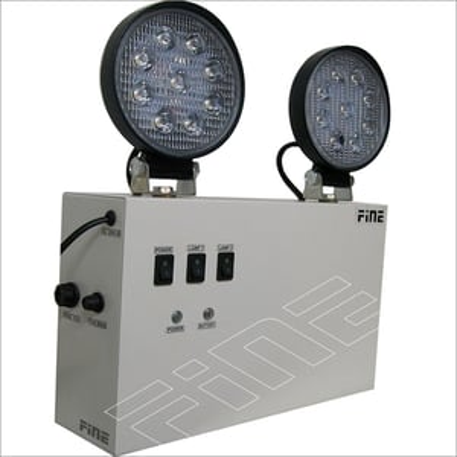 Industrial Emergency LED Light