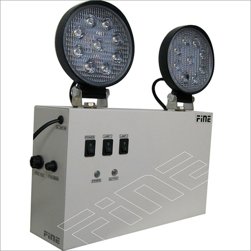 Industrial Emergency LED Light