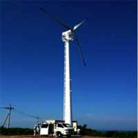 INDUSTRIAL WIND TURBINE SWT-50KW