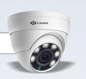 5.0 MP HD IR Dome Camera