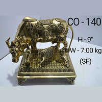 Cow Calf With All Gods