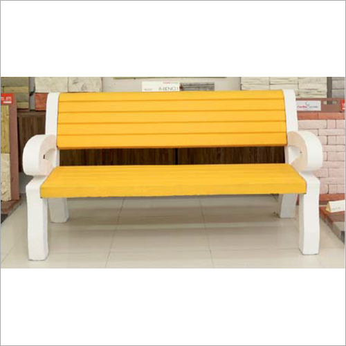 Outdoor Concrete Bench