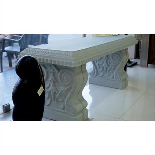Rajwadi Concrete Bench