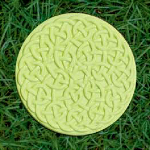 Grill Stepping Stone