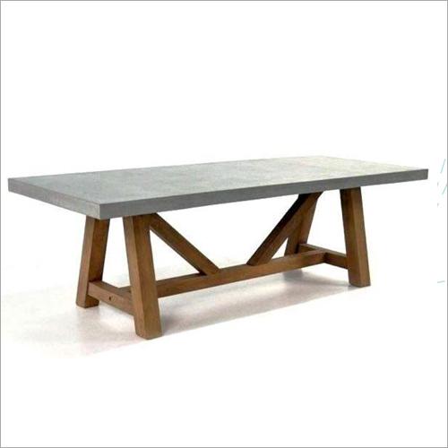 Concrete Center Table