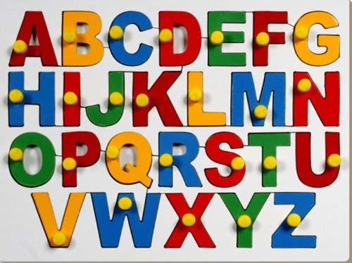 Alphabets Uppercase Knob