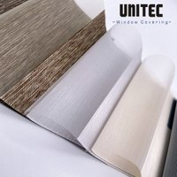 UNITEC Zebra roller blinds for public facilities
