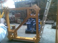 Fixed / Mobile Tower Crane Slewing Ring