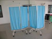 Three Fold Bedside Screen