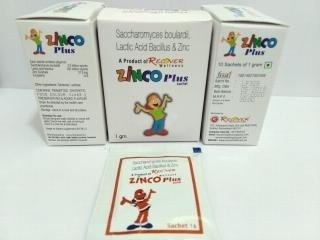 Zinco Plus Sachet
