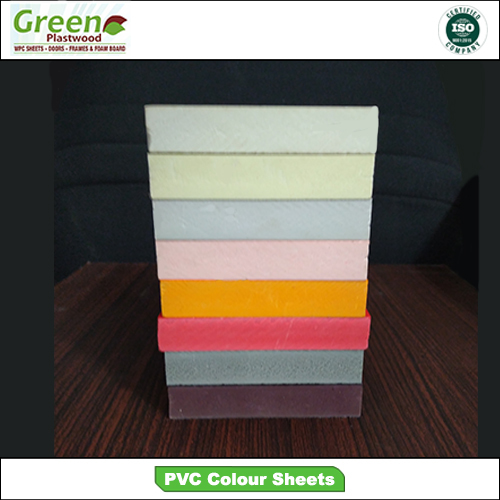Water Proof PVC Color Board