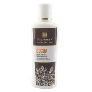 Cocoa Face And  Body Moisturizer Lotion