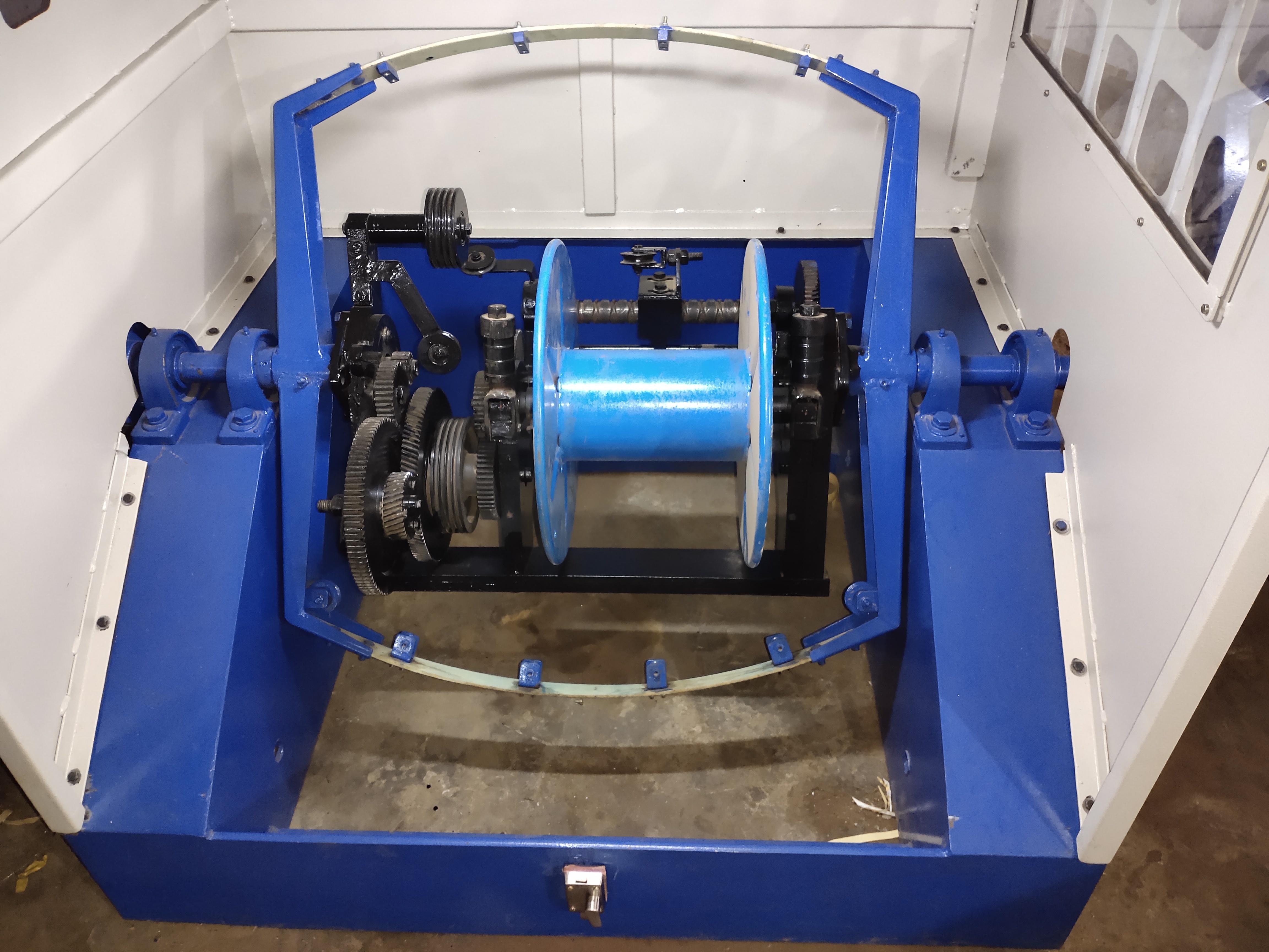 Copper Wire Bunching Machine