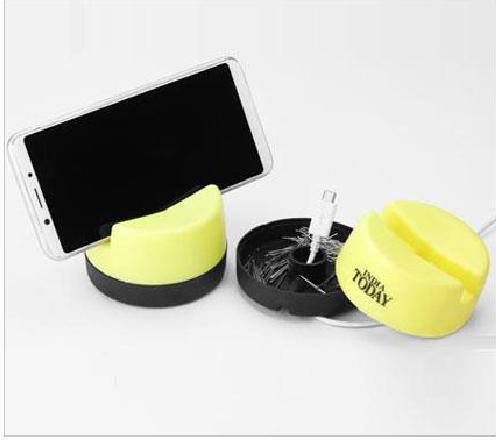 Mobile Stand Cum Pin Cushion
