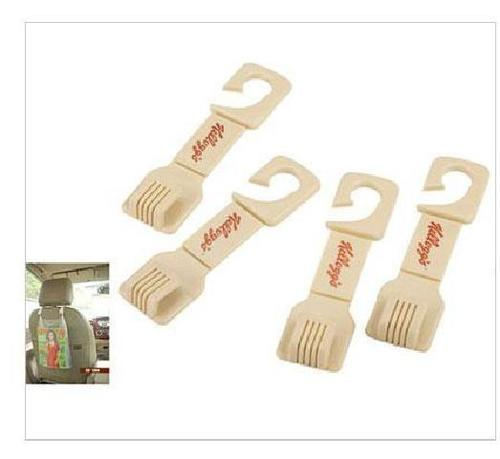 Car Hooks Set of 4