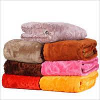 Dyeing Mink Blanket