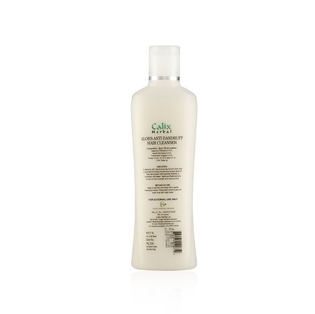 Antidandruff Hair Cleanser