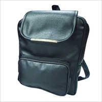 Plain PU Backpack