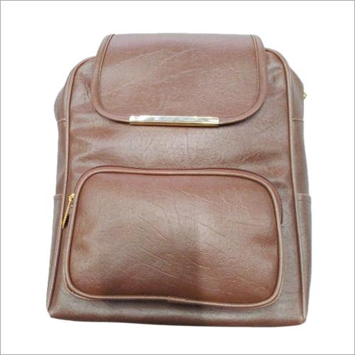 Unisex PU Backpack