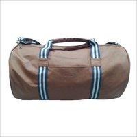 PU Plain Duffle Bag