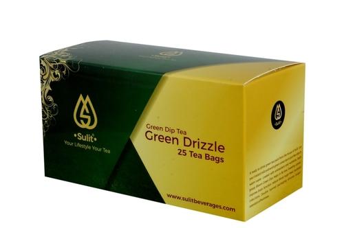 GREEN DRIZZLE