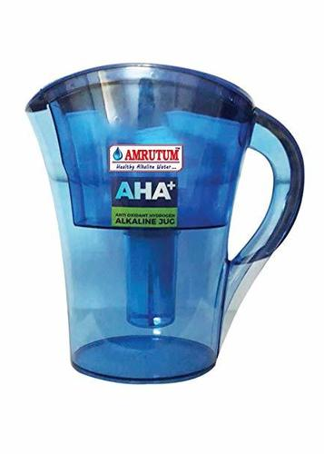 AMRUTUM Water Purifier Pitcher Blue Stylish Jug