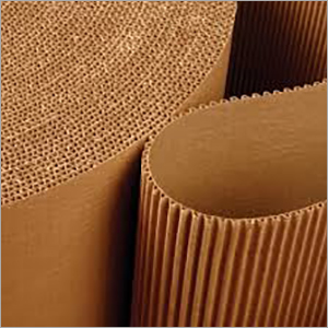 2 Ply Corrugated Roll