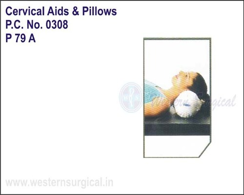 Cervical Pillow Round Soft