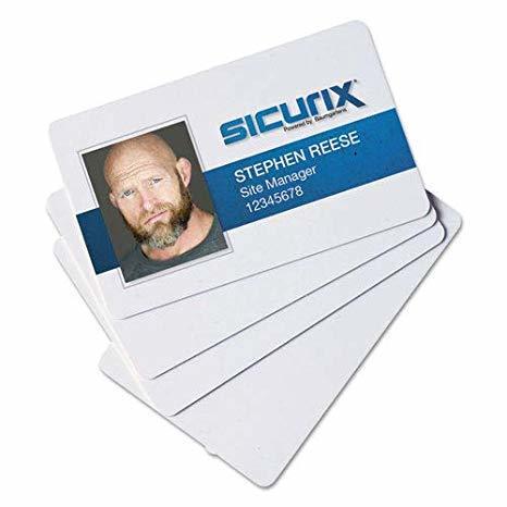 PVC Plastic ID Card