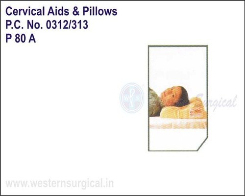 Cervical Contoured Pillow -Large/Small