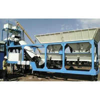 Concrete Batching Plant & Machine