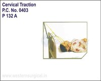 Cervical Traction Kit Without  Wt. Bag / Sleeping