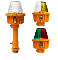 LED Runway, Taxiway Lights and Solar Airfield Lights