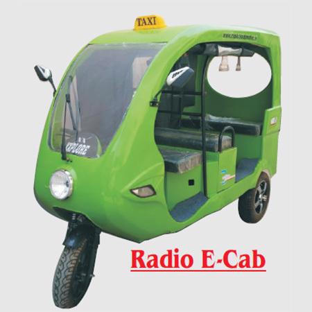 Radio E-Cab