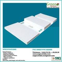 PVC solid sheet