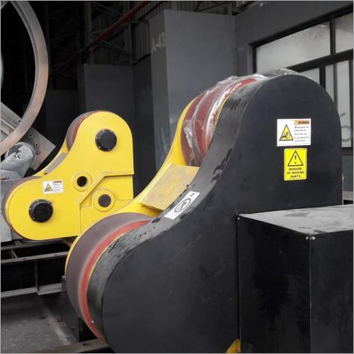 PU Roller Welding Rotator