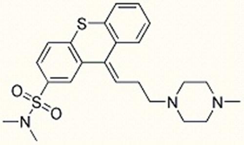 Thiothixene API
