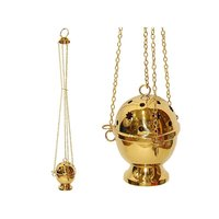 Brass Thurible & Boat