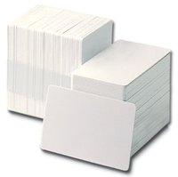PVC White Plain Cards