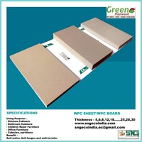 WPC Water Proof Board