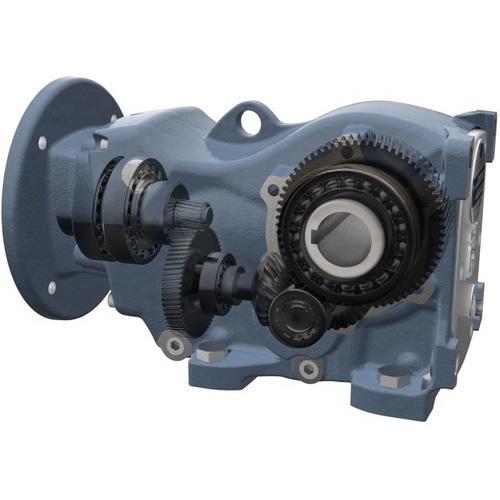 Bevel Helical Geared Motor