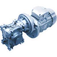 Heliworm Geared Motor