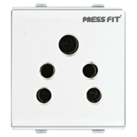 Pressfit Edge Modular Electrical Socket