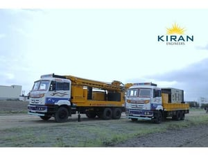 Km 810 mtrauo- 810mtr Automatic Drilling Rig