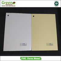 Color PVC Foam Sheet