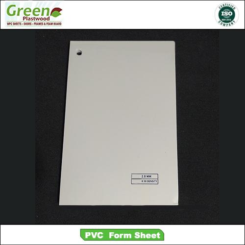 Color PVC Foam Sheet